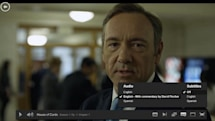 Netflix adds director's commentary option to House of Cards season one