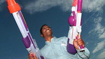 Lonnie Johnson, the rocket scientist and Super Soaker inventor