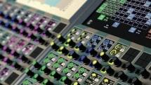 Calrec's Apollo digital audio console is an OLED-laden beaut