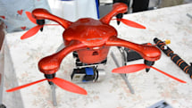 GoPro-ready Ghost drone touts easy tilt control and auto-follow mode