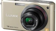 Panasonic pushes out 14.7MP DMC-FX150 pocket shooter