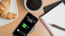 ChargeSpot Pocket will wirelessly charge both Qi- and PMA-compatible devices