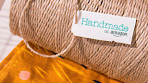 Amazon offers same-day delivery on handmade goods