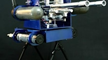DIY Paintball Turret unleashes wireless havoc at 34 rounds per second