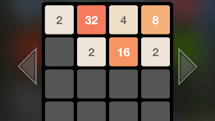 Play 2048 in your iPhone Today view with new iOS app