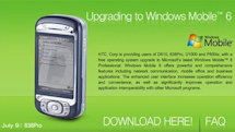 Dopod Windows Mobile 6 upgrades sighted, dates included