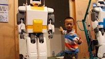 JingJing and PuiPui bots followup on the BHR tai chi bots, give a good interview
