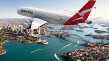 Qantas trials in-flight WiFi between Australia and US