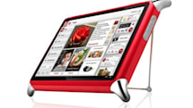 UNOWHY brings its haute cuisine QOOQ tablet to the US for $399, teaches you how to fondue