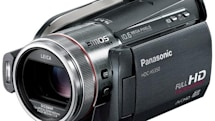 Panasonic HDC-HS350 allows you to record over 30 hours of HD