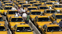 NYC cabbies could have cellphone use blocked while driving... but probably not