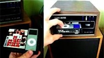 iPod nano modded to play inside 8-track player, blow minds with ease (video)