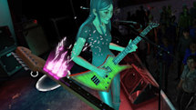 'Rock Band VR' is the dorkiest game ever and I love it
