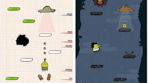 Doodle Jump getting an Arcade version, plushies via licensing deal