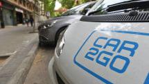 Car2go will shut down in North America by February 29th, 2020