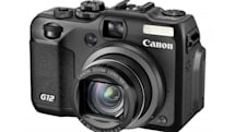 Canon PowerShot G12 scores predictably glowing review