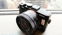 Sony's Cyber-shot RX1 compact camera packs a full-frame sensor, 'fits in your palm' (hands-on)