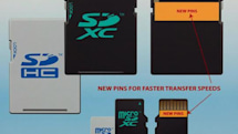SD Card Association: flash card speeds to triple by 2012