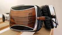 LSTN's Encore headphone blends vintage looks with a feel-good factor