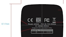 Roku 4200X appears in FCC filing, shows off smaller footprint