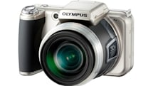 Olympus' SP-800UZ 30x superzoom starts taking pre-orders