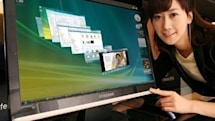 """Samsung's 20 and 22-inch LCD monitors are """"Vista Premium certified"""""""