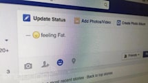 Campaigners get Facebook to banish 'feeling fat' emoticon