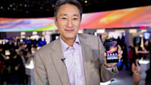 Sony CEO Hirai: Xperia Z coming to a US carrier shortly