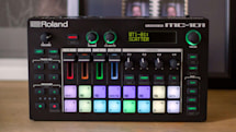 Roland MC-101 review: Beats, bass and batteries