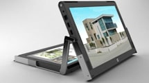 V12-designed dual-screen laptop going into production?