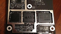 Latest Apple TV reveals smaller A5 chip, adds to rumors of split with Samsung