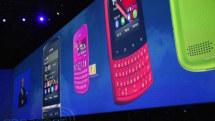 Nokia unveils Asha lineup, bringing Series 40 to emerging markets: 200, 201, 300, 303