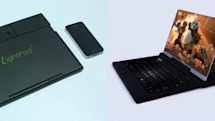 LightPad connects your smartphone to an 11-inch screen, expands up to a 60-inch projection