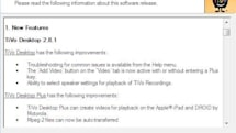 TiVo Desktop Software hits version 2.8.1, adds folder view from PC, export for iPad, Pre & more