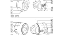 Manual leaks for Sony's QX10 and QX100 lens cameras, fills