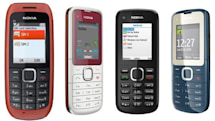 Nokia's C1 and C2 series try hard not to break even the smallest of banks