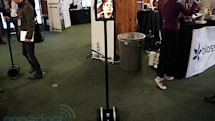 Double telepresence bot spotted in the wild, we go eyes-on (video)