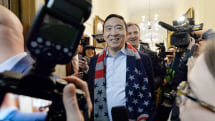 Presidential hopeful Andrew Yang wants your data to be your property