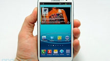 Samsung Galaxy S III preview: hands-on with the next Android superphone (video)