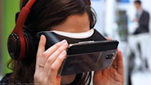 The PhoneStation uses your smartphone as a head-mounted display