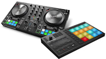 Native Instruments' latest performance controllers do beats on a budget