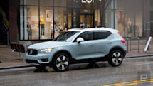 Volvo will limit cars to 112MPH as it explores speed-restricting tech
