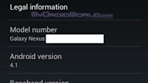 Verizon's Galaxy Nexus updated to Android 4.1.0, finally ready to dance?