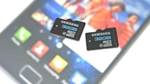 Samsung announces 32GB microSD card capable of 12MBps write speeds