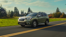 The new Subaru Forester can tell if you're sleepy or distracted