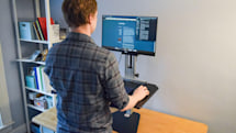 The best standing desk converters
