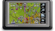 Garmin's new aera series gets you there by air or by land