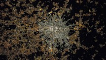 'Cities at Night' uses ISS photos to map light pollution