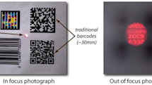 MIT's Bokode tech calls out zebra stripes, QR codes for battle of barcode supremacy