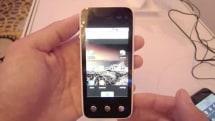 Zii Trinity smartphone concept handled on video